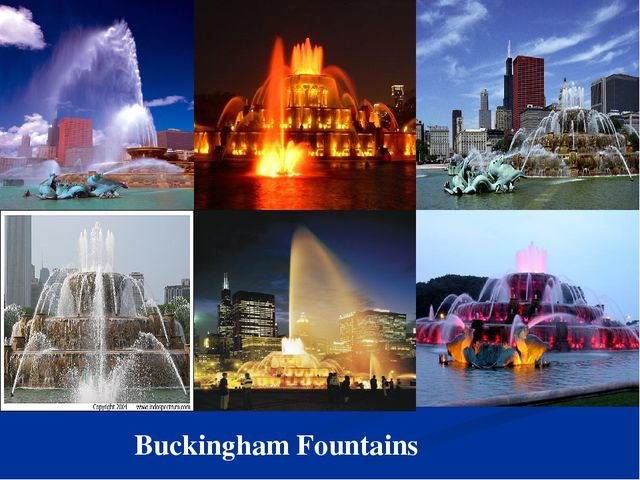 Buckingham Fountains