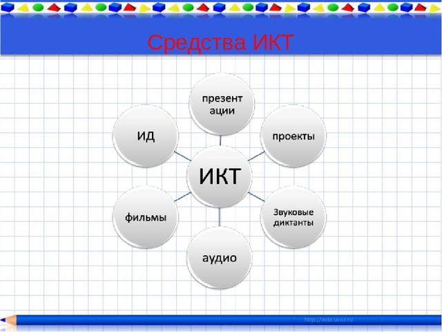 Средства ИКТ