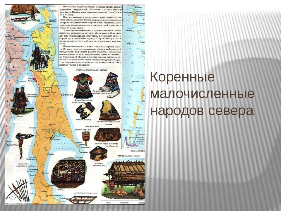 Коренные малочисленные народов севера