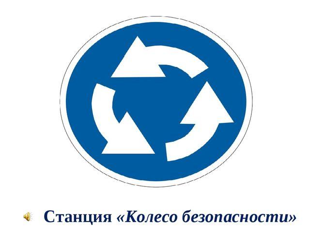 Станция «Колесо безопасности»