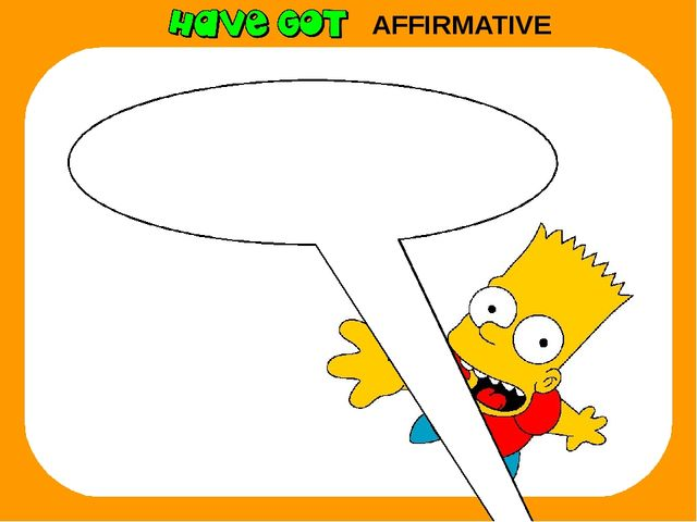 AFFIRMATIVE You and your friends have got a nice classroom.