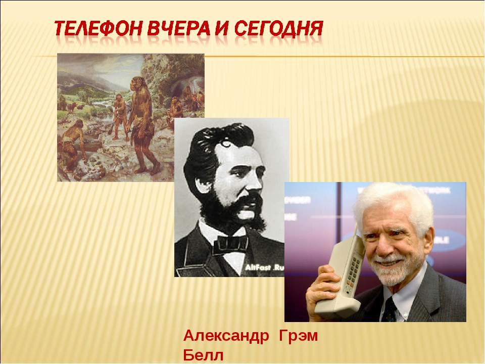 Александр Грэм Белл