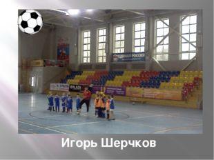 Игорь Шерчков