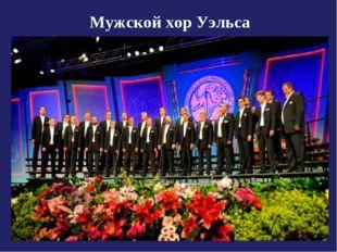 Мужской хор Уэльса