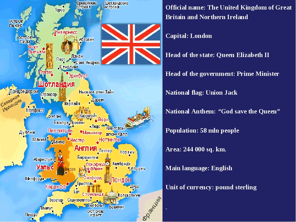 Official name: The United Kingdom of Great Britain and Northern Ireland Capit...