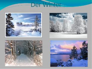 Der Winter