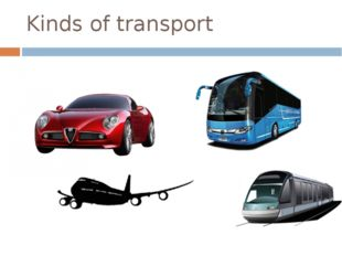 Kinds of transport