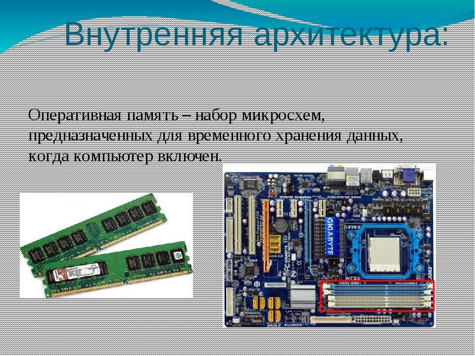 Объем; Типы; Частота ; 2GB 4GB 6GB 8GB DDR 200/266/333/400 МГц (100/133/166/2...