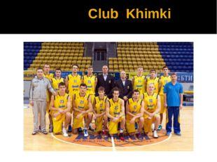 Club Khimki