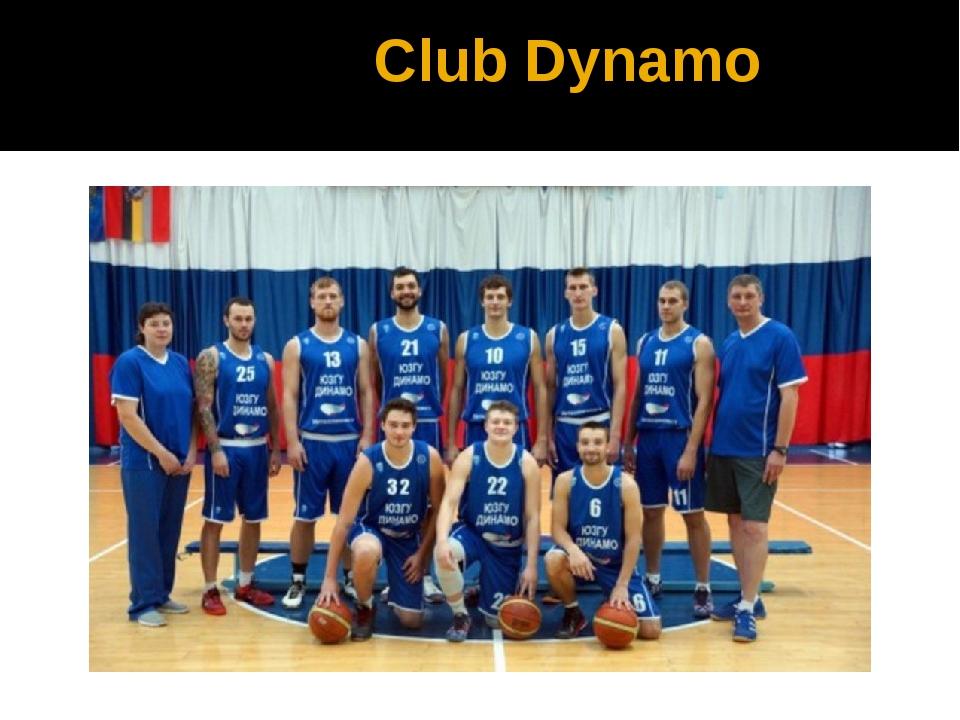 Club Dynamo