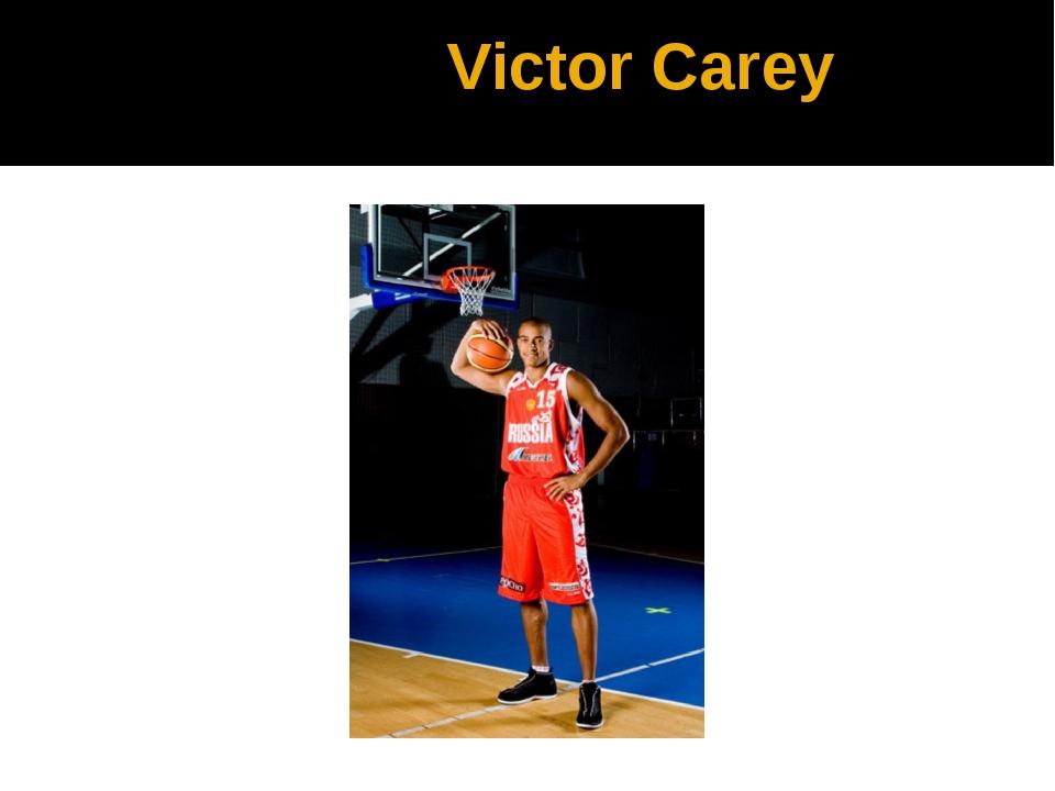 Victor Carey