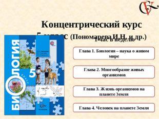 Биология. 6 класс Создано два варианта учебников, представленных в отдельных