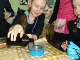 Эксперимент 3. Что может и чего не может отфильтровать почва?