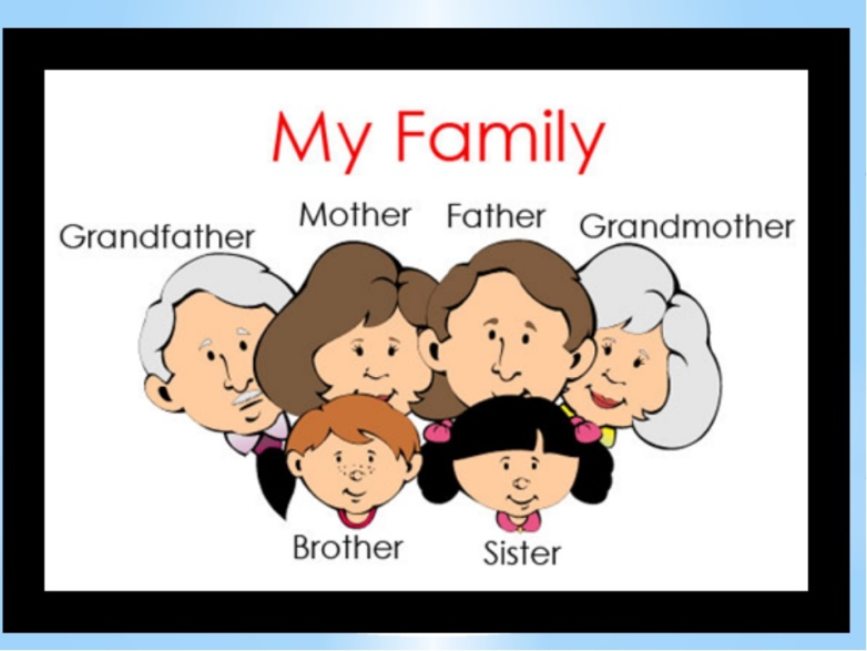 my family is my life essay