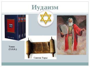 Иудаизм Танах (Т.Н.К.) Свиток Торы