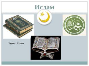 Ислам Коран - Чтение