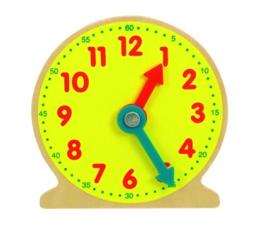 Макет часов своими руками