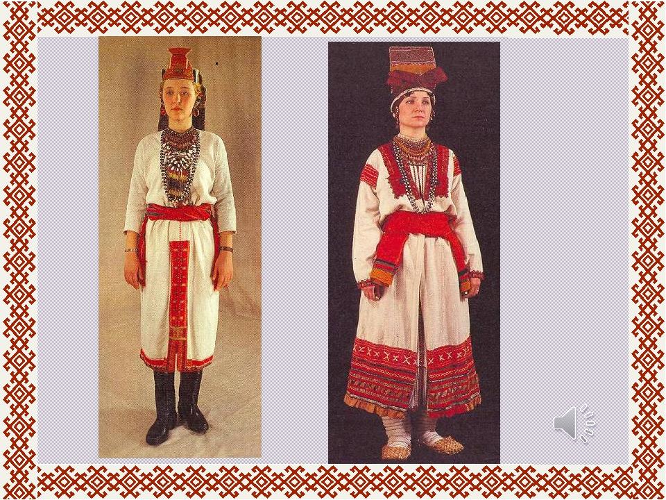 мордовский костюм женский картинки рисунок отличие квест-комнат, игроков