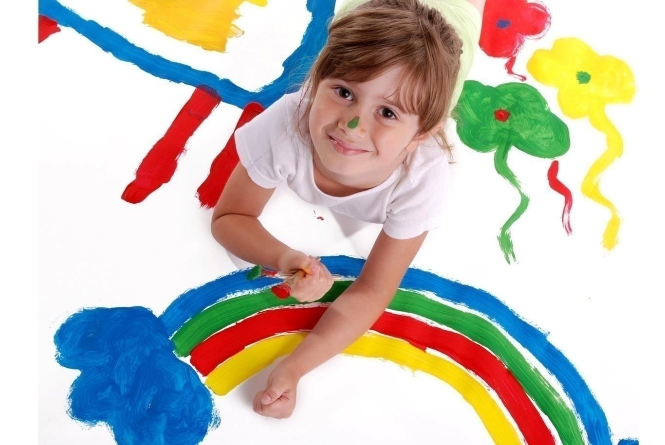Арт конкурсы рисунков для детей
