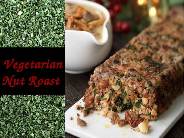 Vegetarian Nut Roast