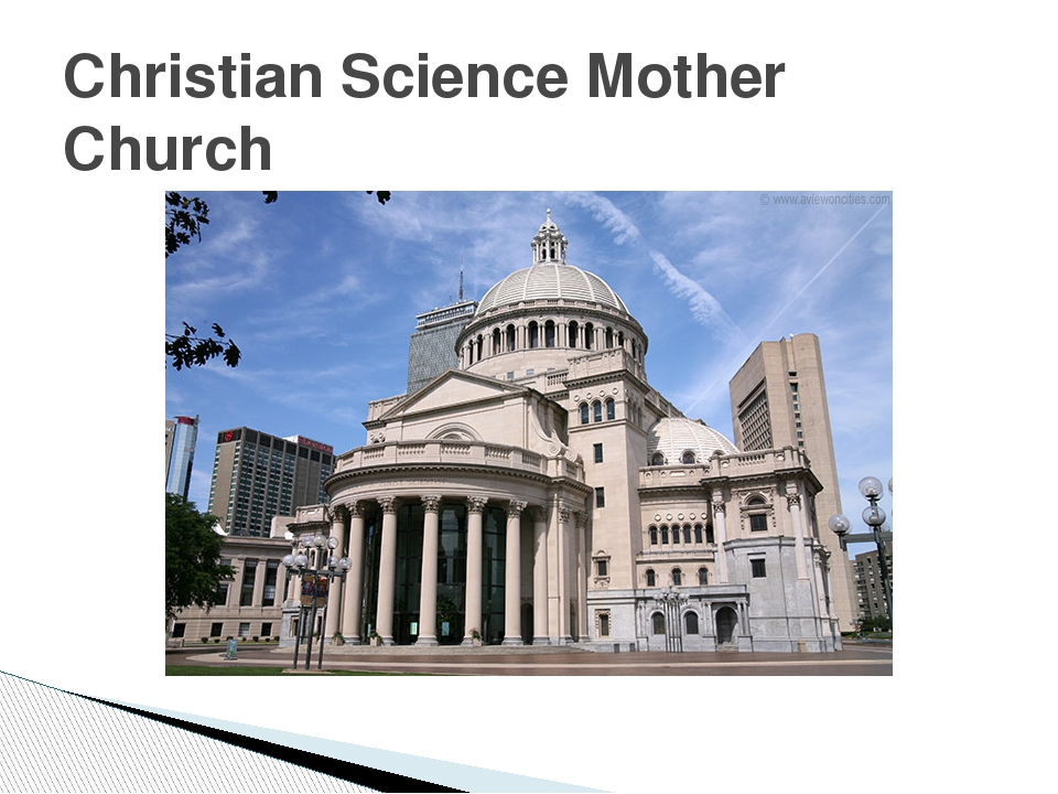 Christian Science Mother Church