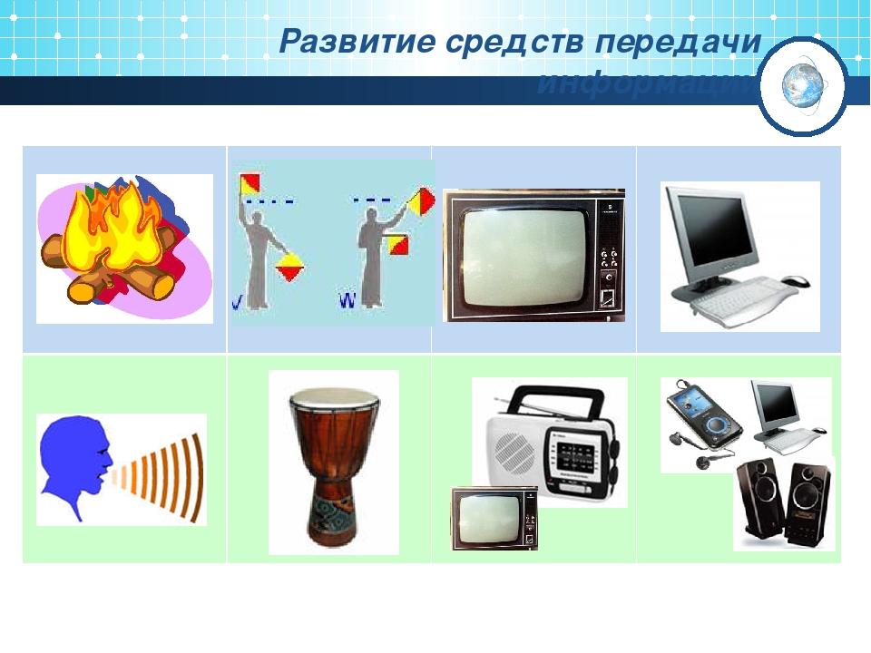 Урок передача информации (9 класс)
