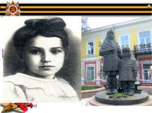 Tolokolnikova I.A. Logovskaja School 23 January 2015, Tanya Savicheva would