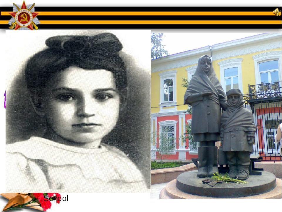 Tolokolnikova I.A. Logovskaja School 23 January 2015, Tanya Savicheva would...