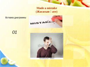 01 Made a mistake (Жасасын қате)