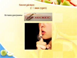 Secret picture (Құпия сурет)