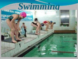 Swimming