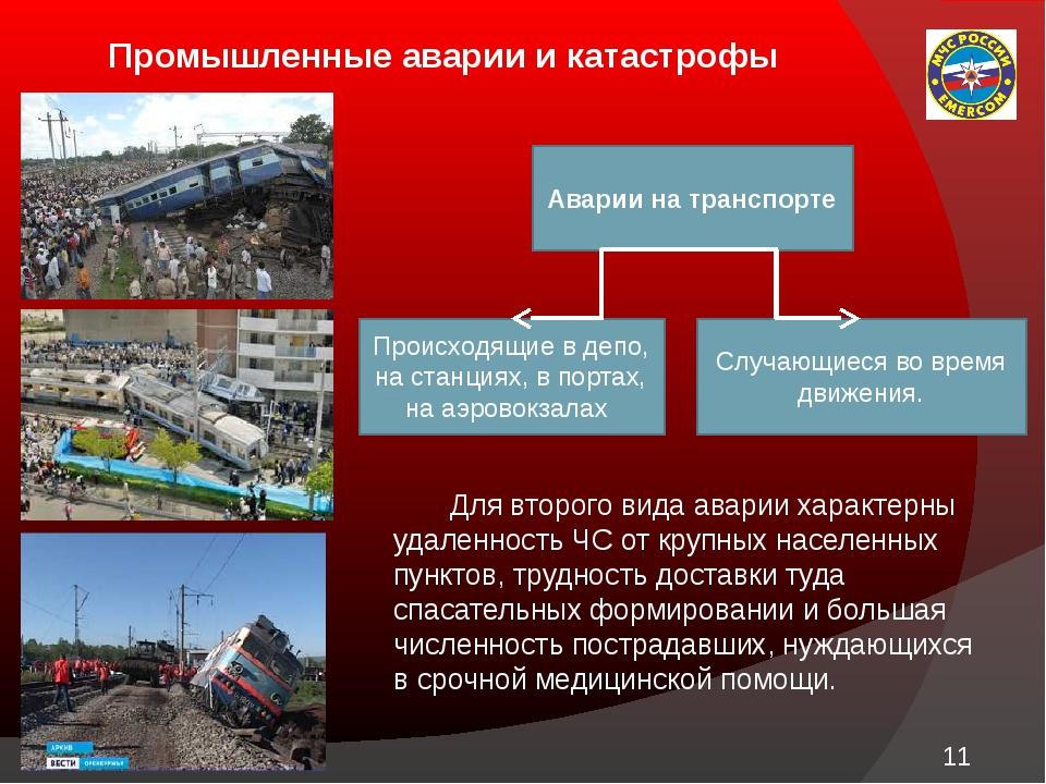 Промышленные аварии и катастрофы Аварии на транспорте Происходящие в депо, н...