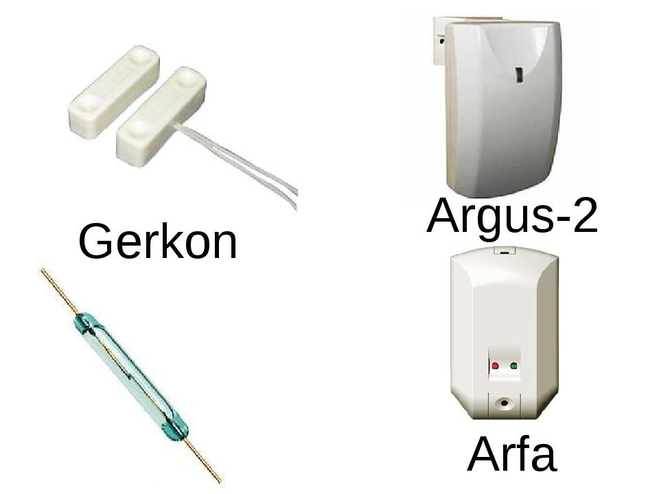 Gerkon Argus-2 Arfa