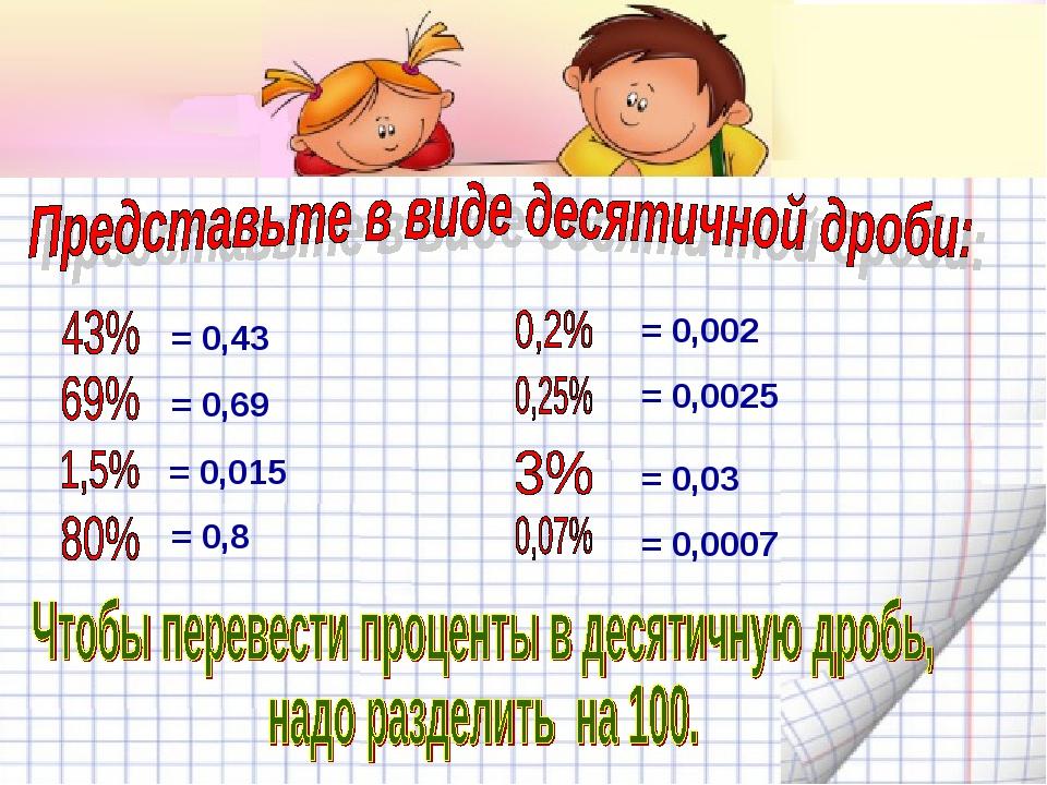 = 0,43 = 0,69 = 0,015 = 0,8 = 0,002 = 0,0025 = 0,03 = 0,0007