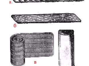 Шины и их импровизации 1 — шины фабричного изготовления: а - лестничная; б -