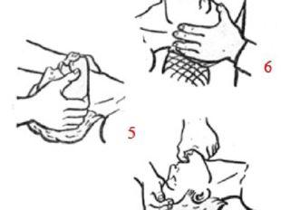 Освобождение дыхательных путей 5. 6. 7 — приемы выведения нижней челюсти