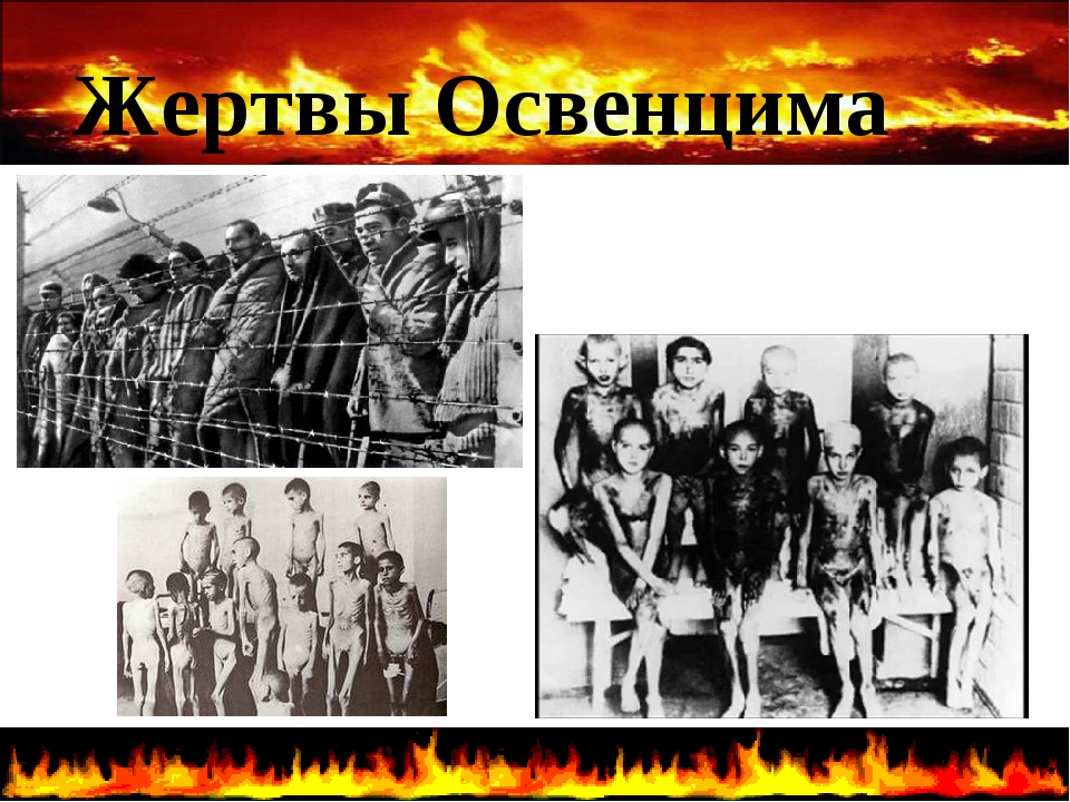 Жертвы Освенцима