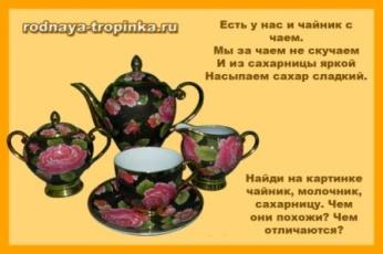 Прикольные стихи для подарка чайника