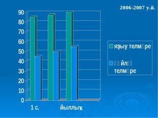 2006-2007 у.й.