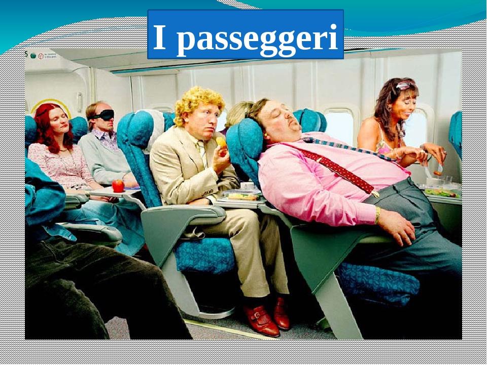 I passeggeri