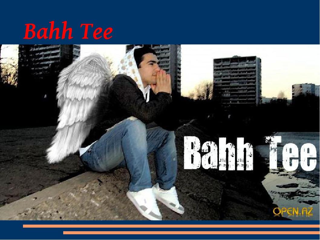 Bahh Tee