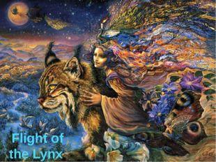 Flight of the Lynx