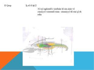 II Qrup İş vərəqi 2 Xərçəngkimilər sinfinin həzm.sinir və cinsiyyət sistemlər