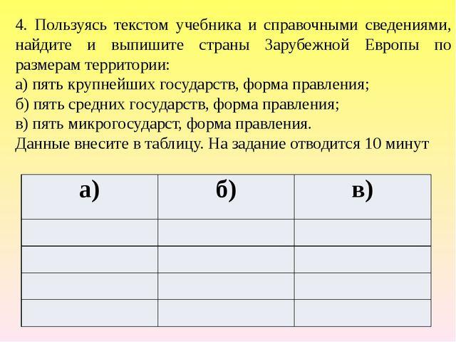 Ответ: а) б) в) Финляндия Литва Андорра княжество Испании Чехия Ватикан теокр...