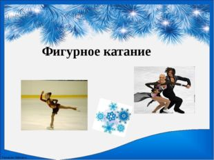 Фигурное катание FokinaLida.75@mail.ru
