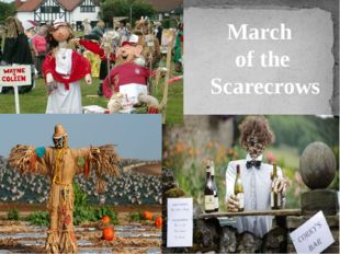 March of the Scarecrows