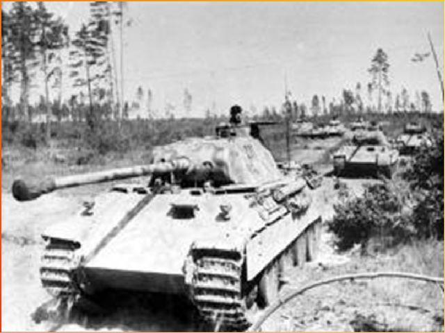 Располагая данными о времени начала германского наступления, советское коман...