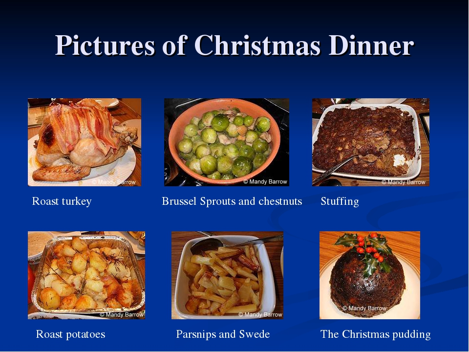 Pictures of Christmas Dinner Roast potatoes Roast turkey Brussel Sprouts and...