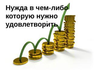 Желание и возможность покупателя приобрести товары и услуги по определенной ц