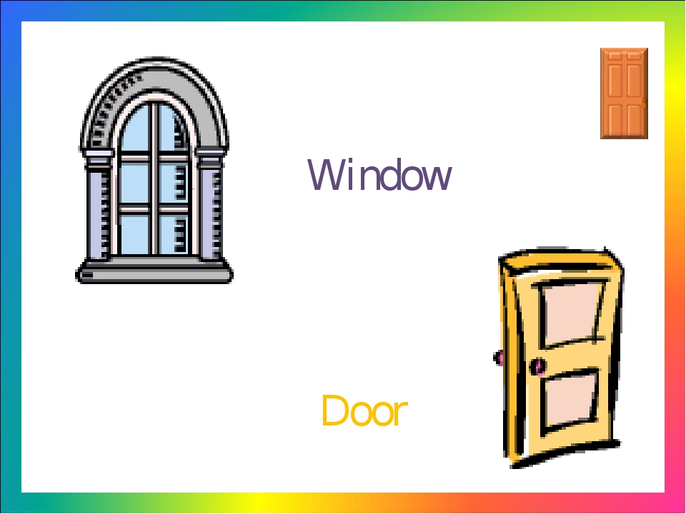Door Window